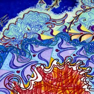 Abstract, Surrealism, & Mathematics