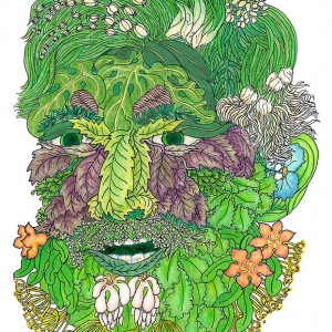 Herbal Greenman
